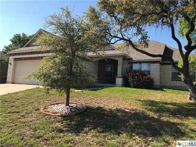Killeen Single Family Home For Sale: 5525 Sulfur Spring