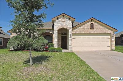 Temple Single Family Home For Sale: 5204 Sandstone Drive