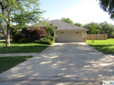 Killeen TX Single Family Home For Sale: $197,900