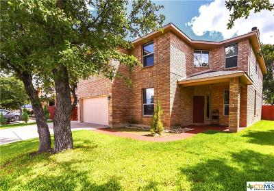 Killeen Single Family Home For Sale: 6010 Siltstone