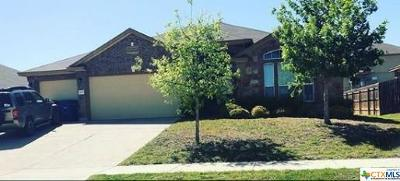 Copperas Cove Single Family Home For Sale: 2207 Terry Drive