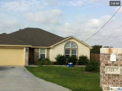 Kempner Single Family Home For Sale: 125 Fox