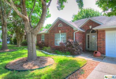 New Braunfels Single Family Home Pending Take Backups: 1114 Rivertree Drive
