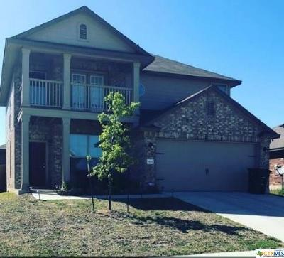 Killeen TX Single Family Home For Sale: $183,000