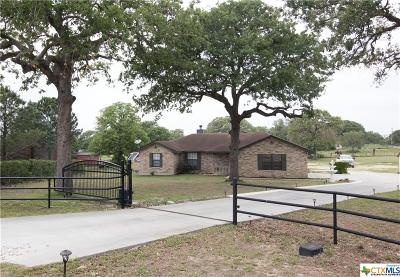 La Vernia Single Family Home For Sale: 1101 Country View Drive