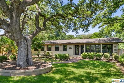 San Marcos Single Family Home For Sale: 109 Rogers Ridge