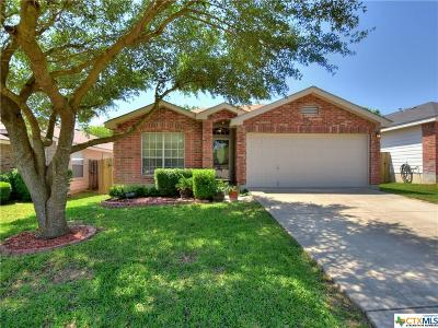 San Antonio Single Family Home Pending Take Backups: 9623 Single