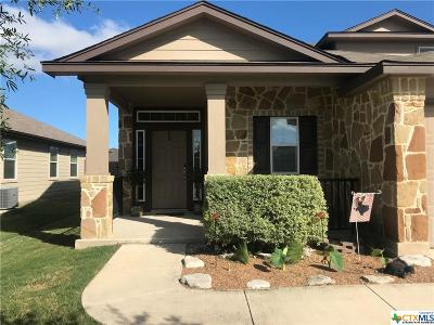 New Braunfels Single Family Home For Sale: 729 Great Oaks