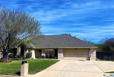 Harker Heights Single Family Home For Sale: 1811 McGinnis
