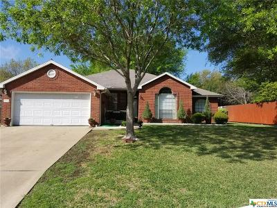 Harker Heights Single Family Home For Sale: 518 Red Cloud Drive