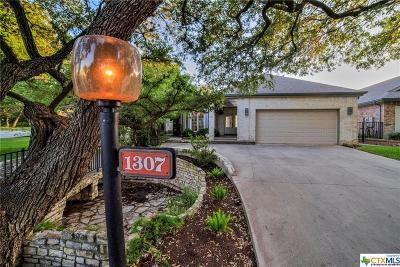 New Braunfels TX Single Family Home For Sale: $525,000