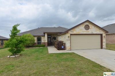 Killeen Single Family Home For Sale: 705 Cosper Creek