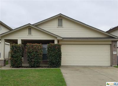 Killeen Single Family Home For Sale: 4606 Donegal Bay Court