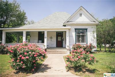 Belton TX Single Family Home For Sale: $169,900