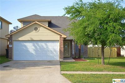 Killeen Single Family Home For Sale: 5005 Donegal Bay Court
