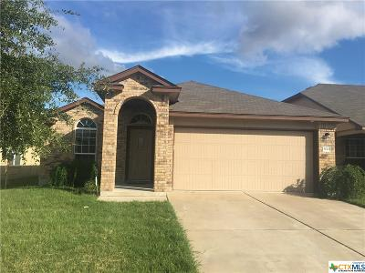 Harker Heights, Killeen, Temple Rental For Rent: 5010 Allegany Drive