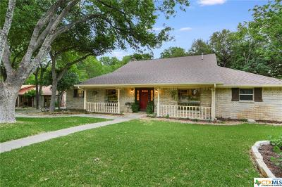 New Braunfels Single Family Home For Sale: 1836 Pebble Brook