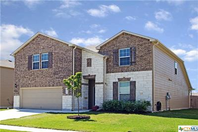 Killeen Single Family Home For Sale: 3106 Claymore