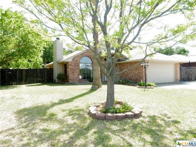 Harker Heights Single Family Home For Sale: 904 Frontier Trail