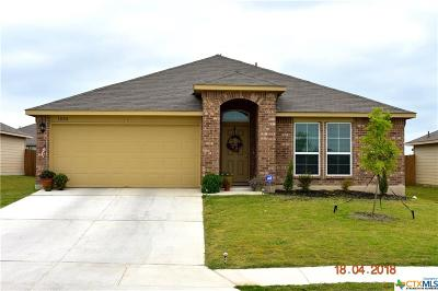 Seguin Single Family Home For Sale: 1020 Clarkston