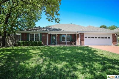 Belton Single Family Home For Sale: 1004 Pin Oak