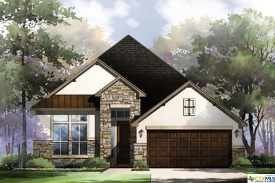 New Braunfels TX Single Family Home For Sale: $396,895