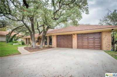 Harker Heights TX Single Family Home For Sale: $285,000