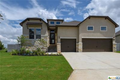 New Braunfels TX Single Family Home For Sale: $449,391