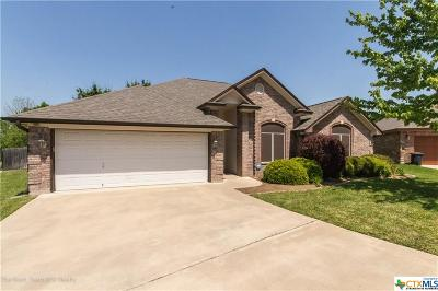 Harker Heights TX Single Family Home For Sale: $195,000