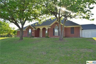 Salado Single Family Home For Sale: 1216 Yellow Rose Drive