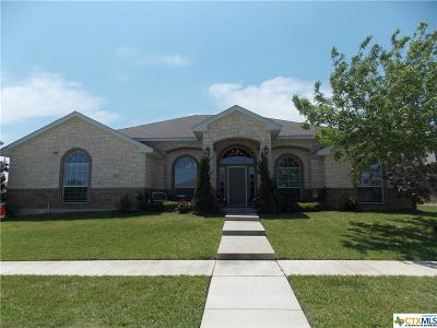 Killeen TX Single Family Home For Sale: $194,000