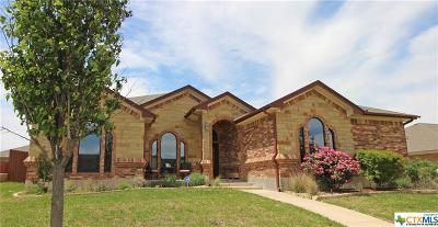 Harker Heights TX Single Family Home For Sale: $284,900