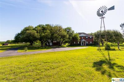 Salado Single Family Home For Sale: 540 E Amity
