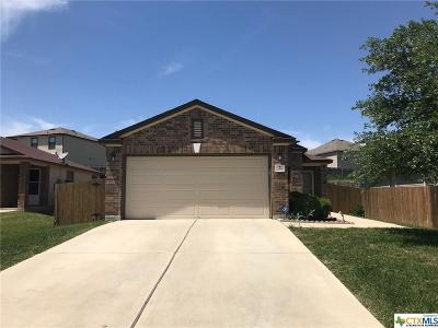 Kyle TX Single Family Home For Sale: $184,000