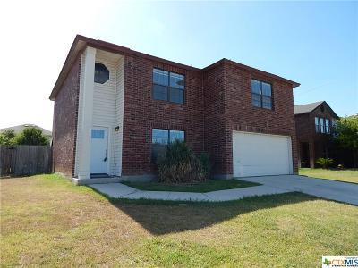 New Braunfels TX Single Family Home For Sale: $189,000