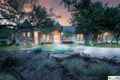 New Braunfels Single Family Home For Sale: 9240 Blue Point