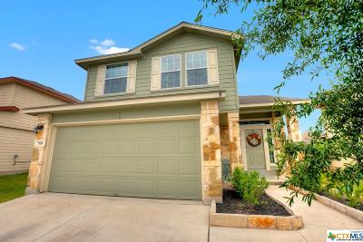 New Braunfels Single Family Home For Sale: 768 Spectrum