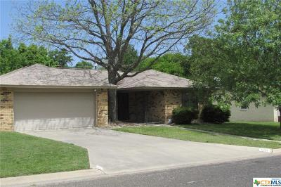 Belton Single Family Home For Sale: 504 26th