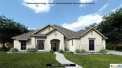 New Braunfels TX Single Family Home For Sale: $589,900