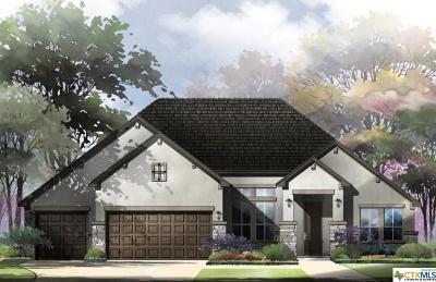 New Braunfels TX Single Family Home For Sale: $471,303