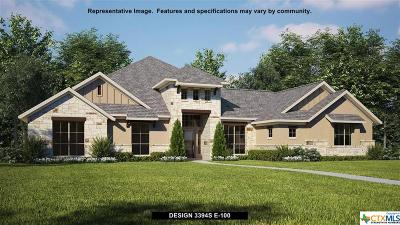 New Braunfels TX Single Family Home For Sale: $574,900