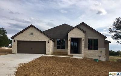 New Braunfels TX Single Family Home For Sale: $515,262