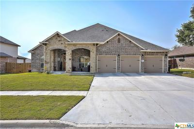 Killeen TX Single Family Home For Sale: $289,995