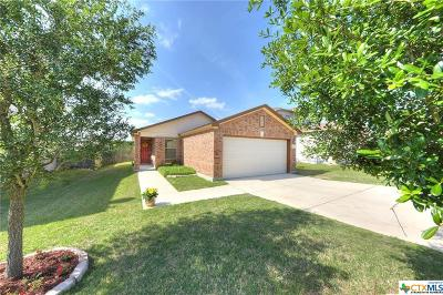 Schertz Single Family Home For Sale: 6223 Fred Couples