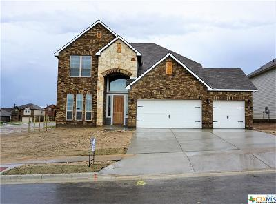 Copperas Cove TX Single Family Home For Sale: $247,700