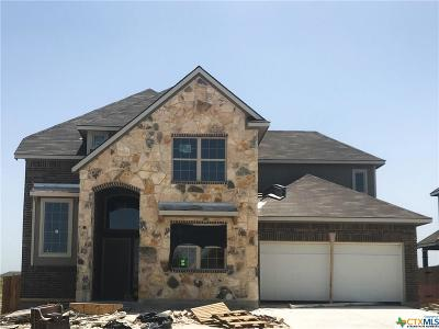 Killeen Single Family Home For Sale: 4512 Prewitt Ranch Road
