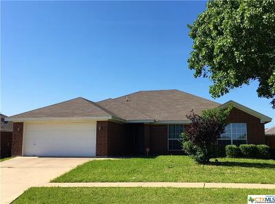 Killeen Single Family Home For Sale: 606 Leo