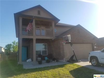 Killeen TX Single Family Home For Sale: $160,000