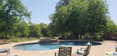 Lampasas Single Family Home For Sale: 175 Wagon Trail