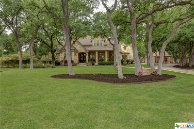 New Braunfels Single Family Home For Sale: 856 Oak Bluff